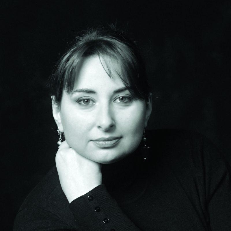 Sofia Janelidze – mezzosoprano