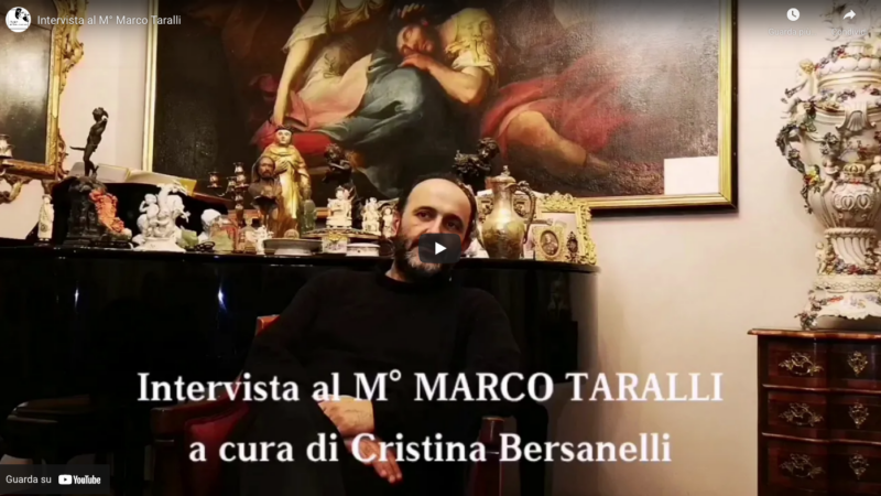 Intervista al M° Marco Taralli